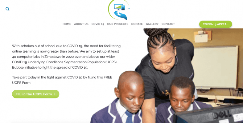 The baobab tree trust website